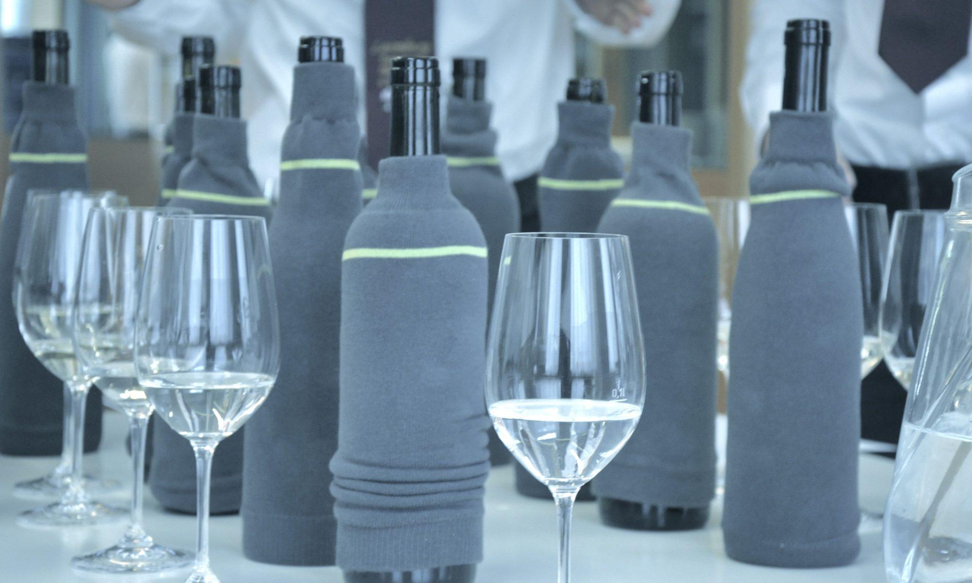 Kommunikation für Wein